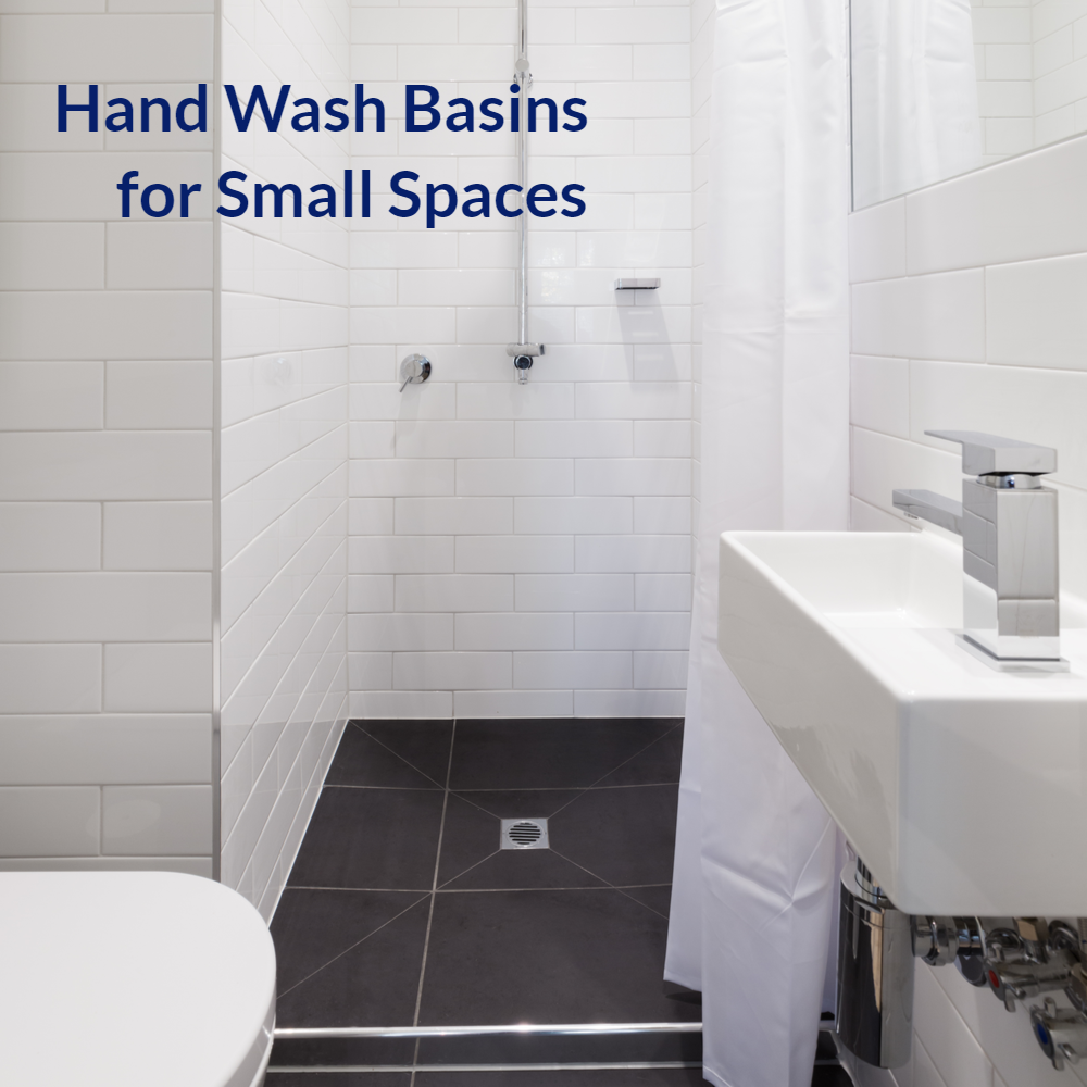 Hand Wash Basins for Small Spaces