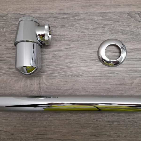 Parts of a Bathroom Bottle trap