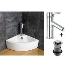 Olbia Basin + Tap + Waste Set