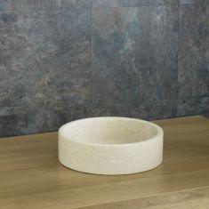 Padua 32cm Limestone Gelala Basin