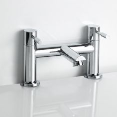 High Quality Milan Monobloc Bath Deck Filler Mixer Tap