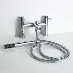 Milan High Quality Monobloc Bath Shower Mixer Tap