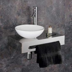 Casoria Basin and Stainless Stand