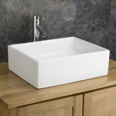470mm Catanzaro Rectangular Basin Sink
