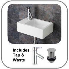 Taranto Basin + Tap + Waste Set