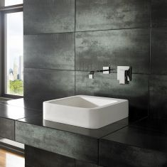 Mino Pure White Solid Surface Basin