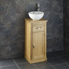 Cabinet with Stabia Round Basin