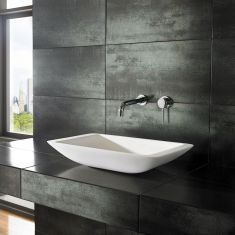 Nova Pure White Solid Surface Basin