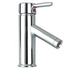 Low 180mm Mono Basin Mixer for Basins with No Overflow