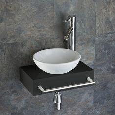 Toulon Shelf Set With Gela Basin