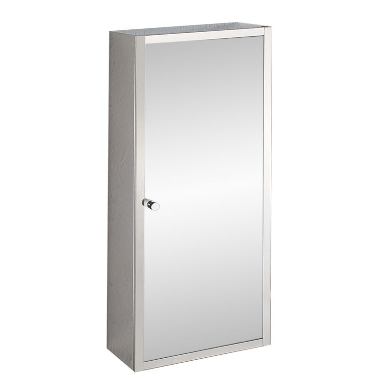 new products 21a29 8cfe3 Narrow Tall Mirror Bathroom Cabinet Space Saving 250mm x 600mm PALMA