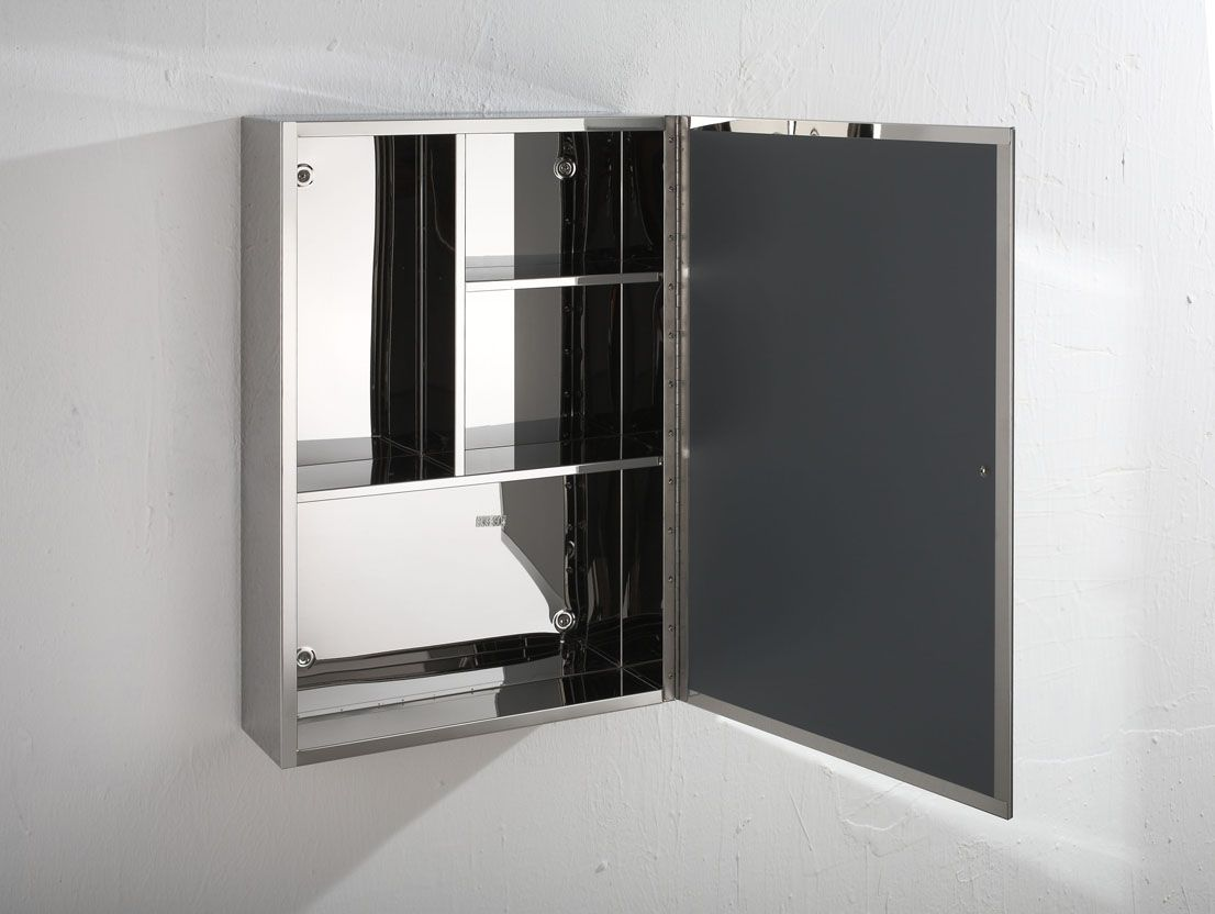 Great Monaco Practical Wall Mounting Bathroom Cabinet