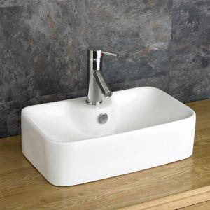 Rectangular Forli Counter Sink 490mm X 310mm Bathroom