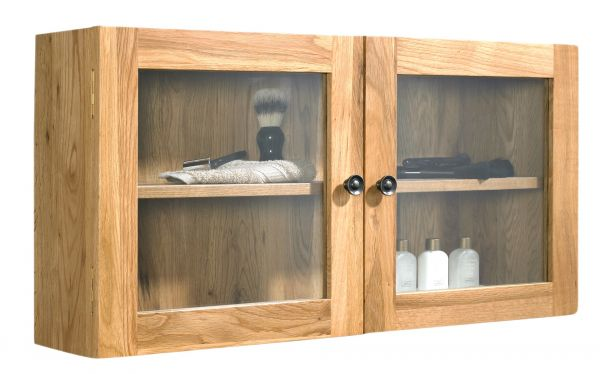 Bathroom Double Door Wall Cabinet, Large Wall Storage Units With Doors