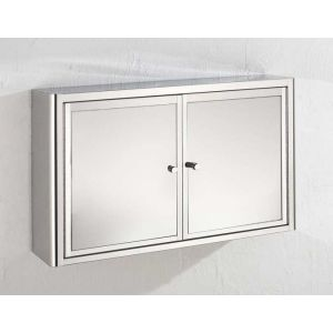 Bathroom Mirror 2 Door Bathroom Storage Cabinet 500mm x 310mm NANCY