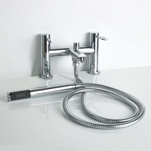 Milan Bath Shower Mixer Tap