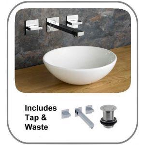 Gela Basin + Tap + Waste