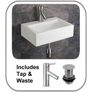 Barletta Basin + Tap + Waste Set