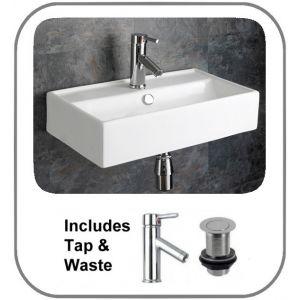 Perugia Basin + Tap + Waste Set
