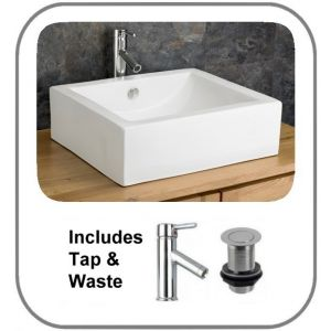 Piacenza Basin + Tap + Waste