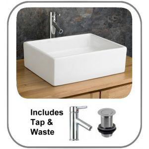 Catanzaro Basin + Tap + Waste Set