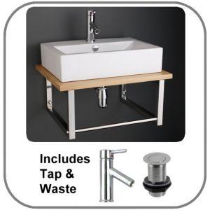 Basin and Shelf Set