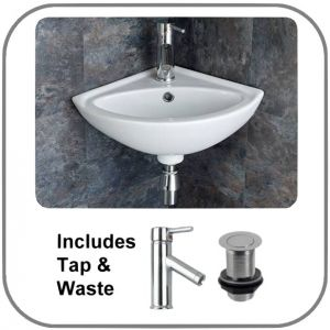Madeira Tap and Waste Set