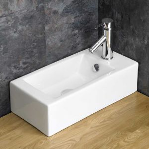 Lucca Right Space Saving Basin