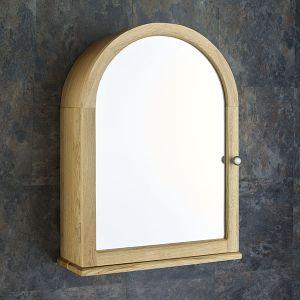 Arch Top Bathroom Cabinet