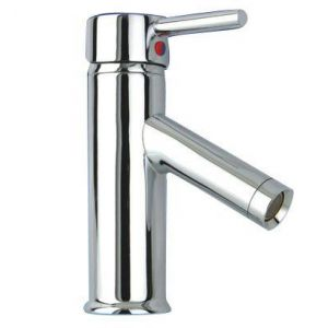 High Quality 180mm High Single Lever Bathroom Basin Tap