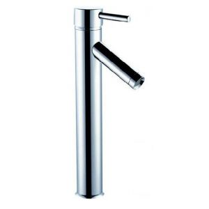 310mm Tall Monobloc Bathroom Basin Mixer Tap
