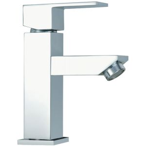 160mm Tall Waipori Mono Single Lever Mixer Bathroom Basin Tap