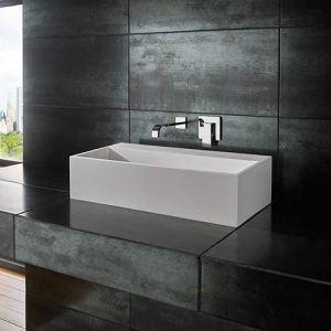 Kiva Wide Countertop Basin