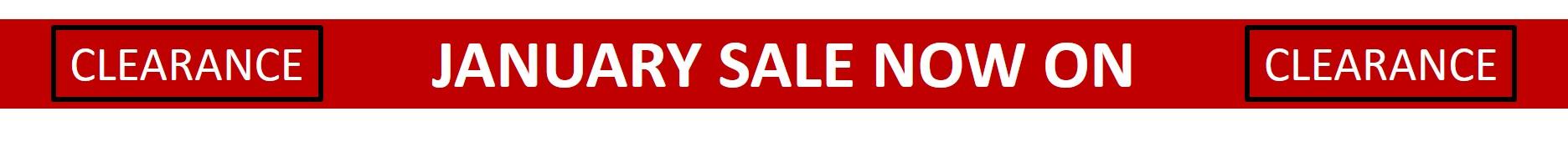 Click Basin - January Sale Items