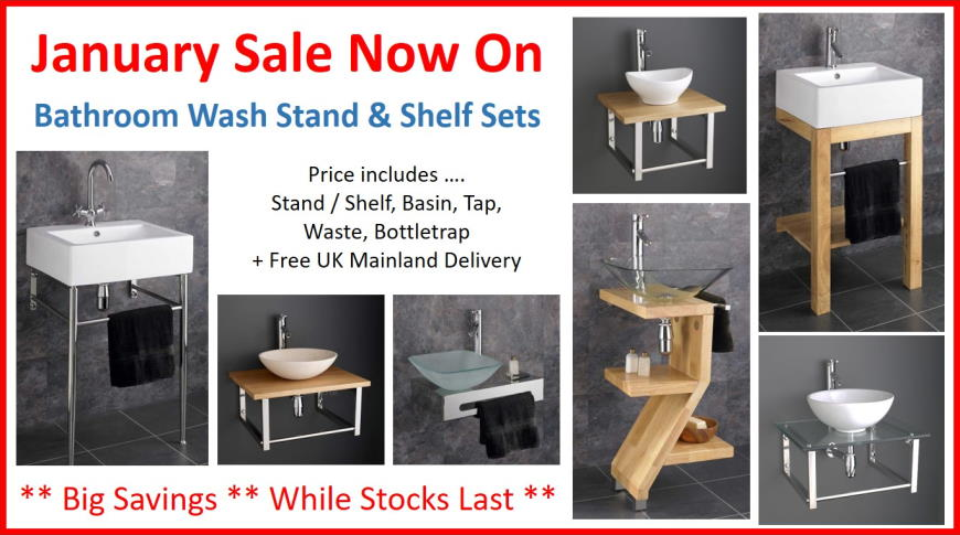 Click Basin - January Sale Now On!