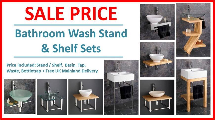 Wash Stand - Massive August Sale