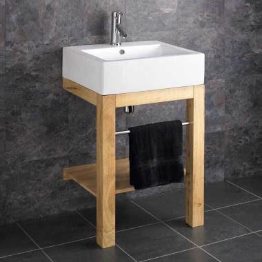 bathroom basin stands